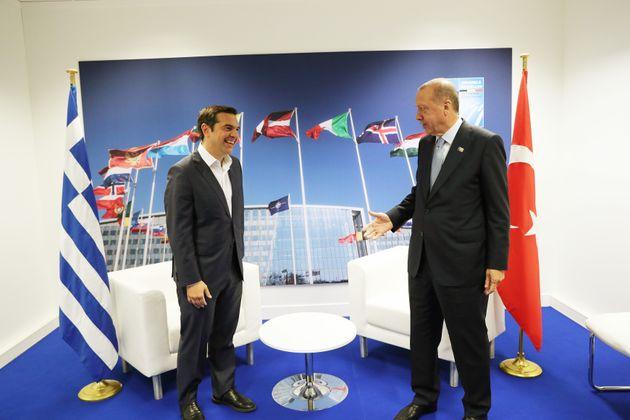 Ερντογάν: Τι συζητήσαμε με τον Τσίπρα για τους Έλληνες και τους Τούρκους