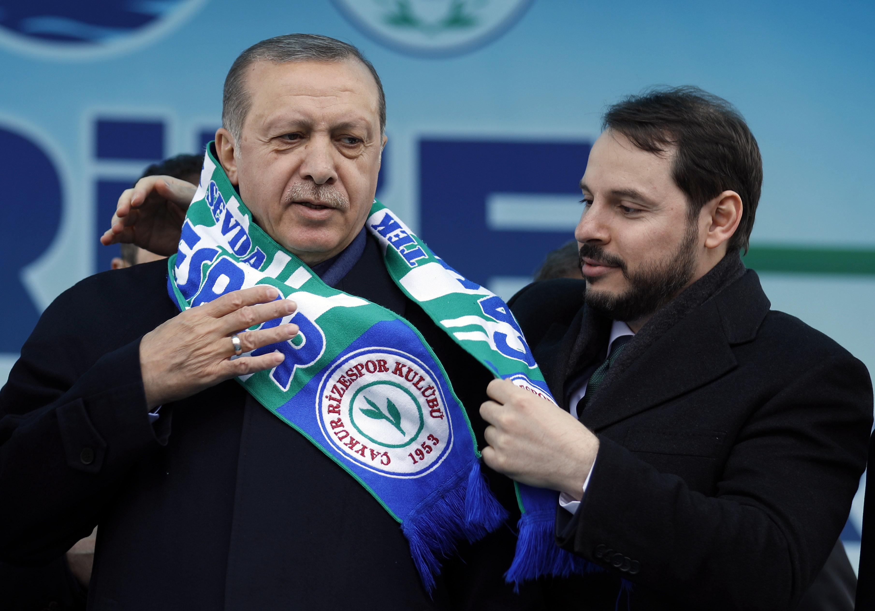 Τουρκία: Η «Φαμίλια» Ερντογάν