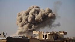 Συρία: Πάνω από 50 οι νεκροί στην αεροπορική επιδρομή της Πέμπτης στη Ντέιρ