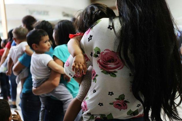 Etats-Unis: 459 enfants honduriens séparés de leurs