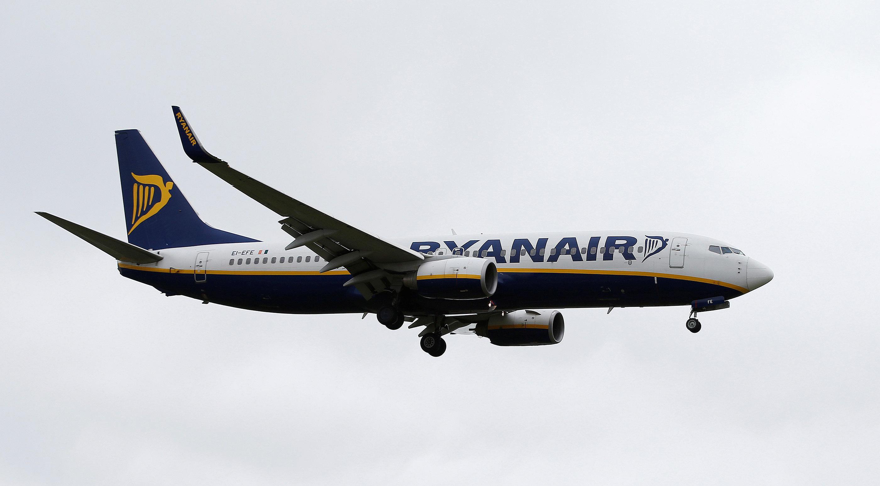 Sicherheitslandung: 33 Ryanair-Fluggäste müssen in Frankfurter