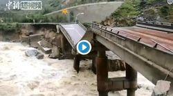 Καταστροφές και χάος από τις σφοδρές βροχοπτώσεις στην
