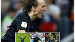 France-Croatie en finale de la Coupe du monde 2018: Ce qu'il manque à ces finalistes pour décrocher le Ballon d'Or