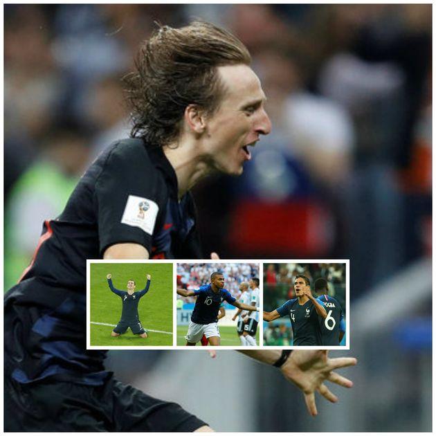 France-Croatie en finale de la Coupe du monde 2018: Ce qu'il manque à ces finalistes pour décrocher le...