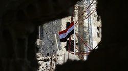 En Syrie, des militants ont lancé la guerre... aux