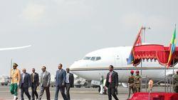 Ιστορική επίσκεψη του προέδρου της Ερυθραίας στην Αιθιοπία, μετά την υπογραφή της συνθήκης