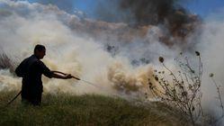 Πολύ υψηλός ο κίνδυνος πυρκαγιάς την Κυριακή 15
