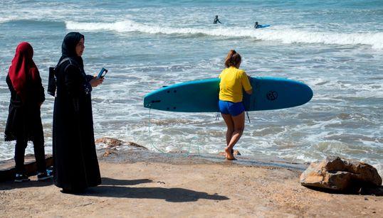 """Maroc: #كن_رجلا, la campagne """"anti-nudité"""" qui fait"""
