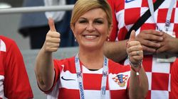 Kolinda Grabar-Kitarovic, la communicante qui séduit les Maghrébins