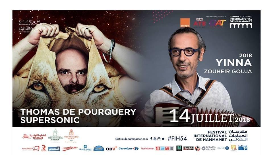 Ce soir le Festival International de Hammamet fête le Jazz et la musique traditionnelle