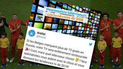 Belgique-Angleterre: Pourquoi cette enseigne de distribution belge est ravie d'avoir perdu son pari et de devoir rembourser 10.000 téléviseurs