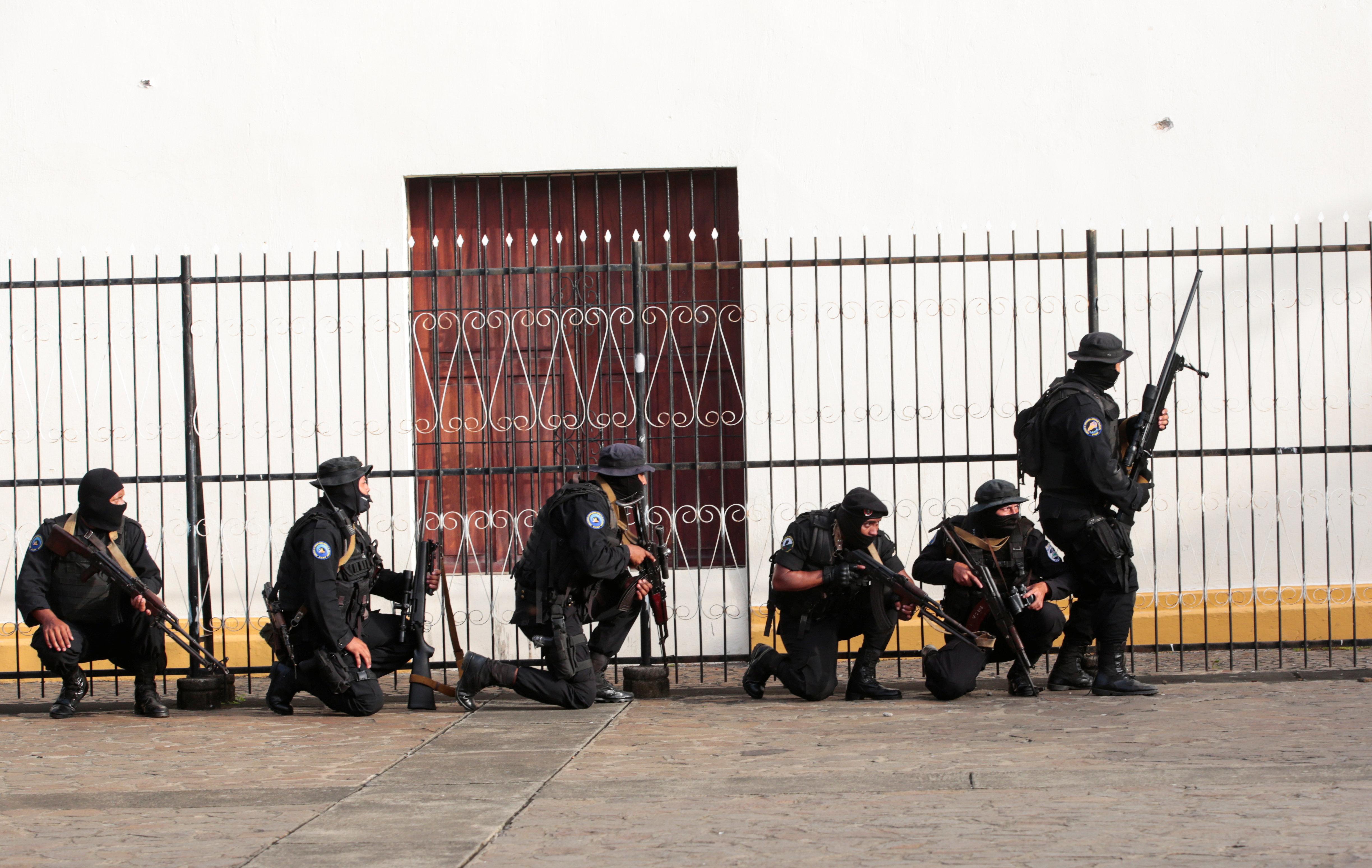 Νικαράγουα: Δύο νεαροί σκοτώθηκαν σε επίθεση φιλοκυβερνητικών δυνάμεων σε