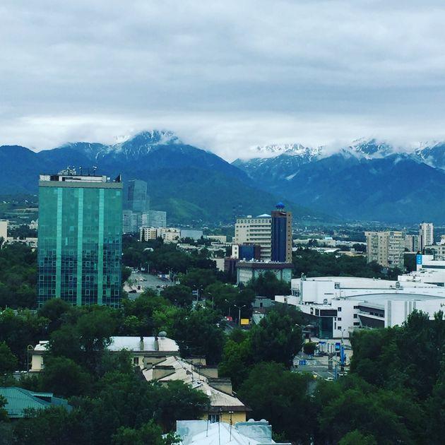 Αλμάτι, η παλιά πρωτεύουσα του