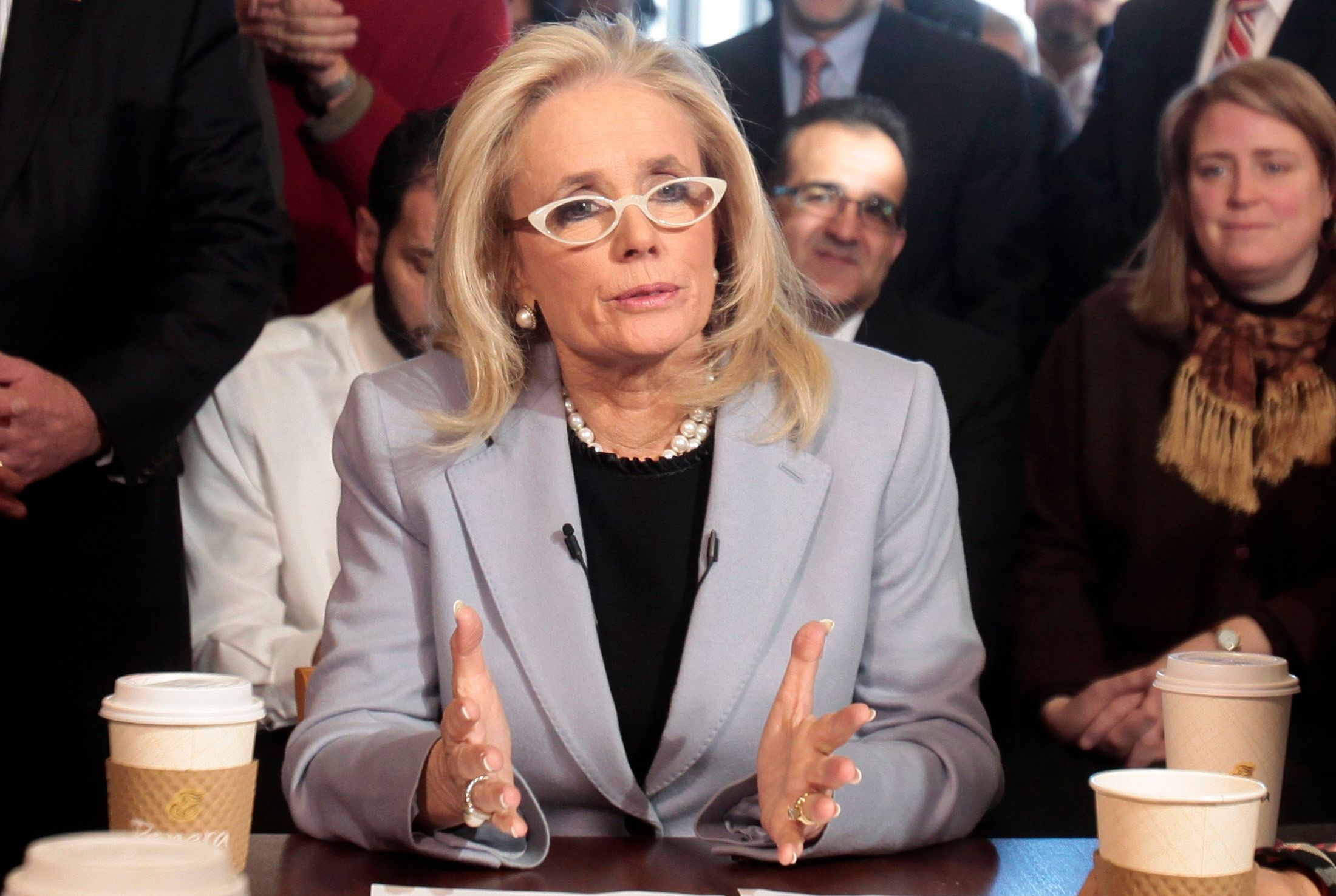 Rep. Debbie Dingell (D-Mich.) said she worries that Abdul El-Sayed's candidacy for the governor's office would be hobbled by