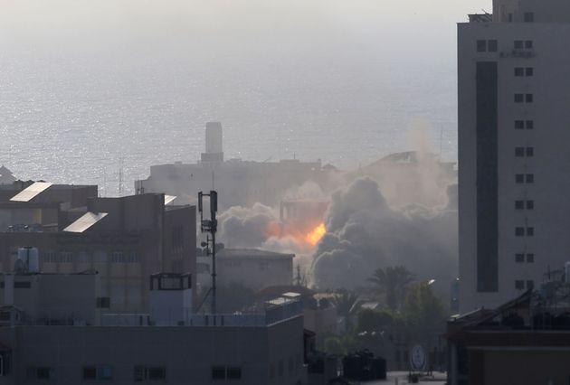 Εύθραυστη εκεχειρία μεταξύ Ισραήλ και Παλαιστινίων στη