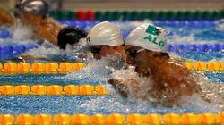 2e Journée des Championnats arabes de natation: l'Algérie à la 2e place avec 12