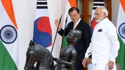 문대통령과 인도 총리가 트윗으로 대화를 주고