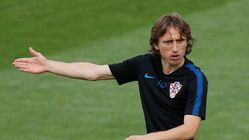 France-Croatie: Pourquoi Luka Modric pourrait finir en prison après le