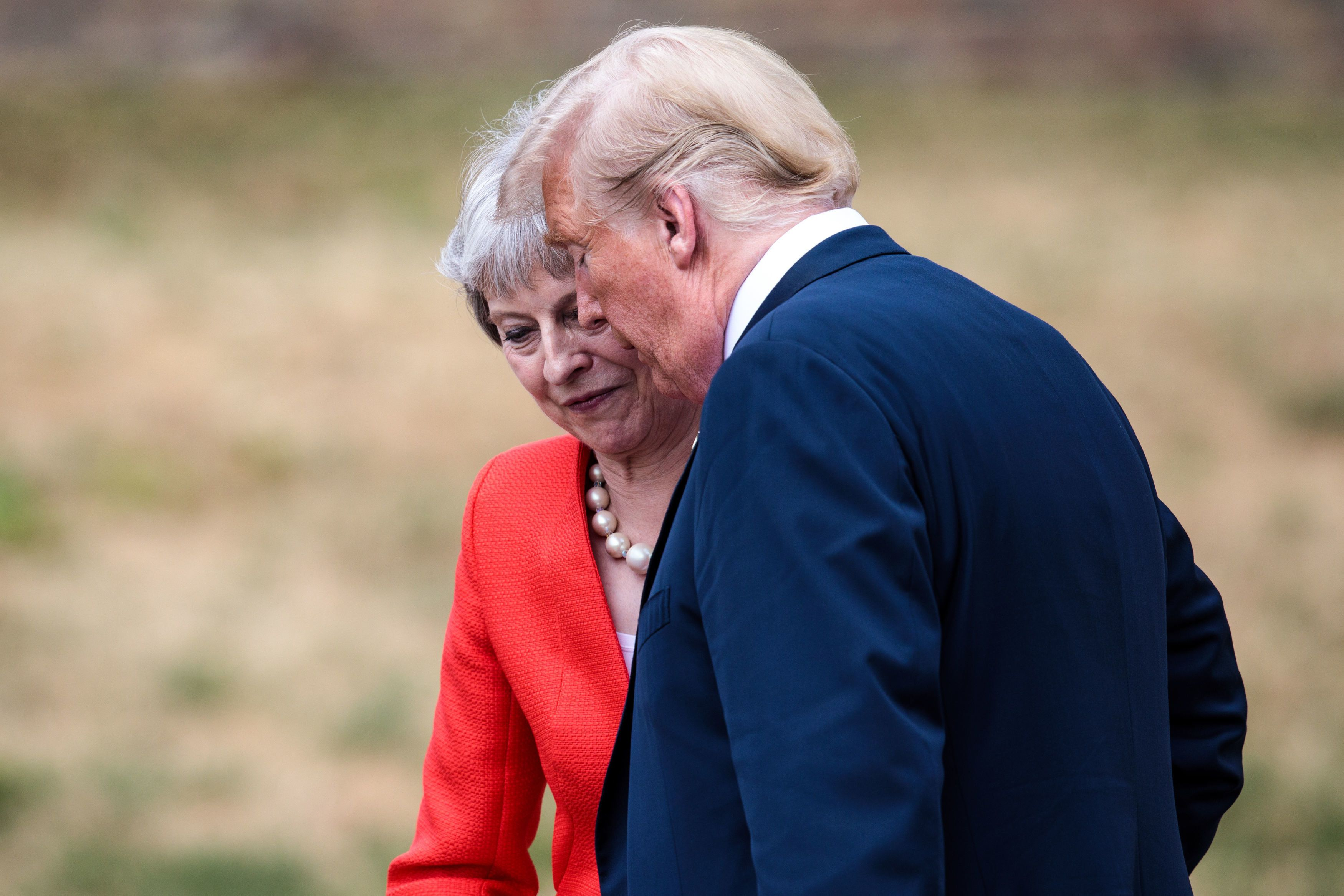'Sue The EU!' - Donald Trump's Brexit Advice To Theresa May