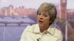 Sunday Show Round Up: Theresa May Fights Back Over