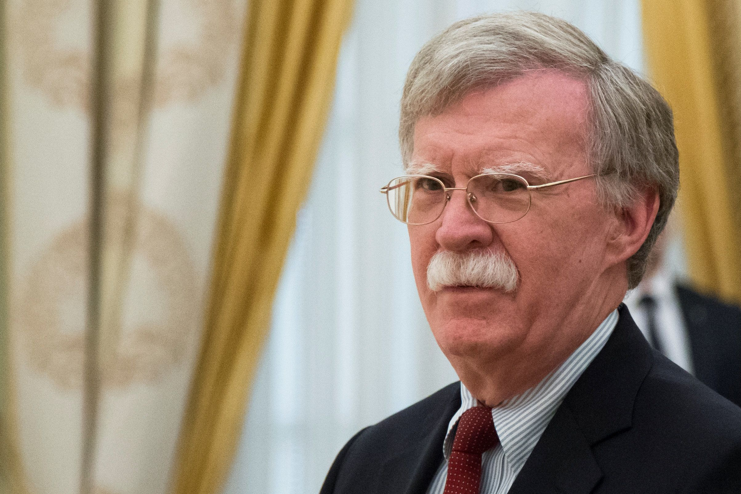 White House national security adviser John Bolton claimed that new indictments of 12 Russians in special counsel Robert