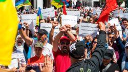 À Rabat, des milliers de personnes rejoignent la marche nationale pour la libération des détenus du
