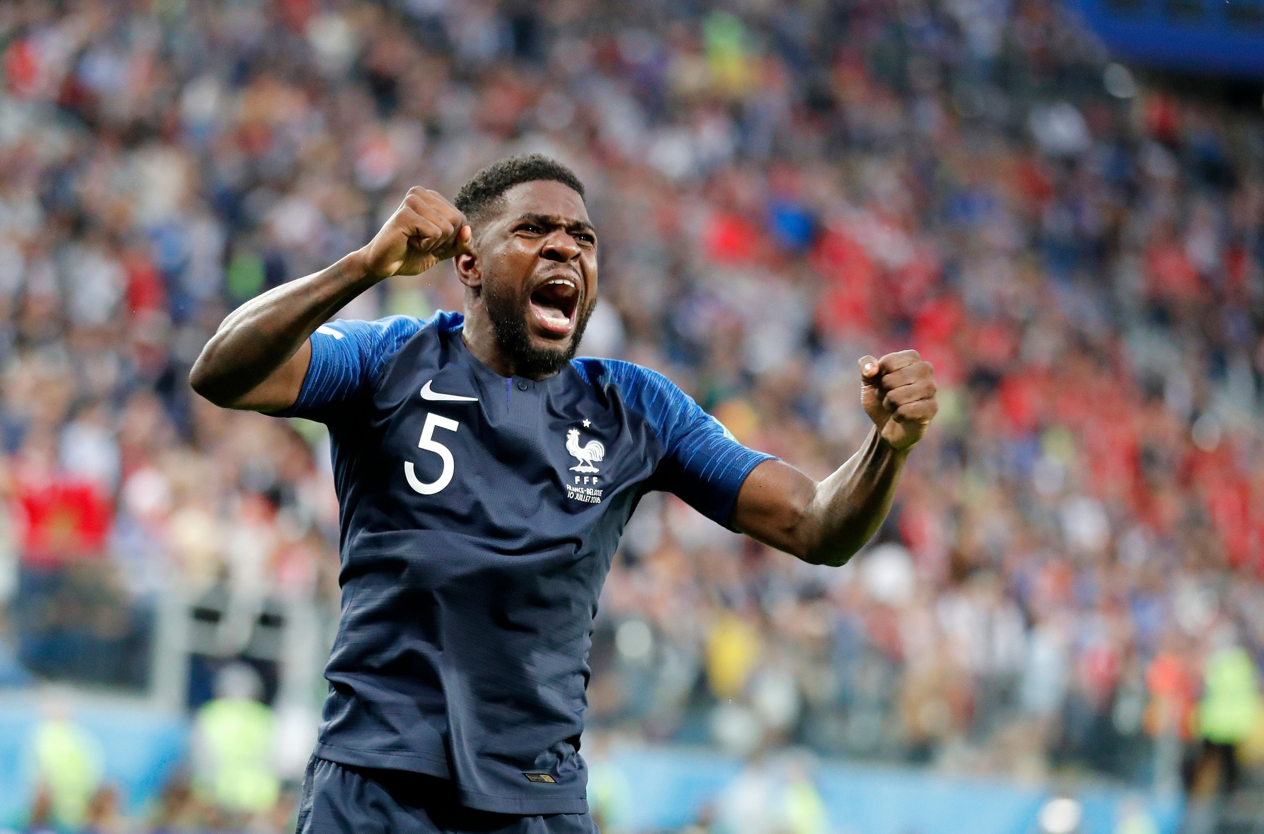 France Defeats Croatia In World Cup