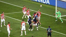 WM-Finale: Frankreich geht gegen Kroatien in Führung - und macht Zuschauer