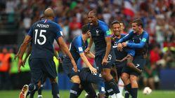 Les Bleus, grand vainqueurs de la Coupe du monde