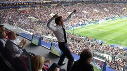 France Win The World Cup And Emmanuel Macron Is Absolutely Loving It