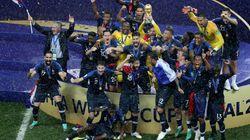 La France championne du