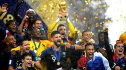 2018 World Cup Final: France Beats Croatia To Win Second