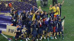 Mondial-2018: la France gagne la Coupe du