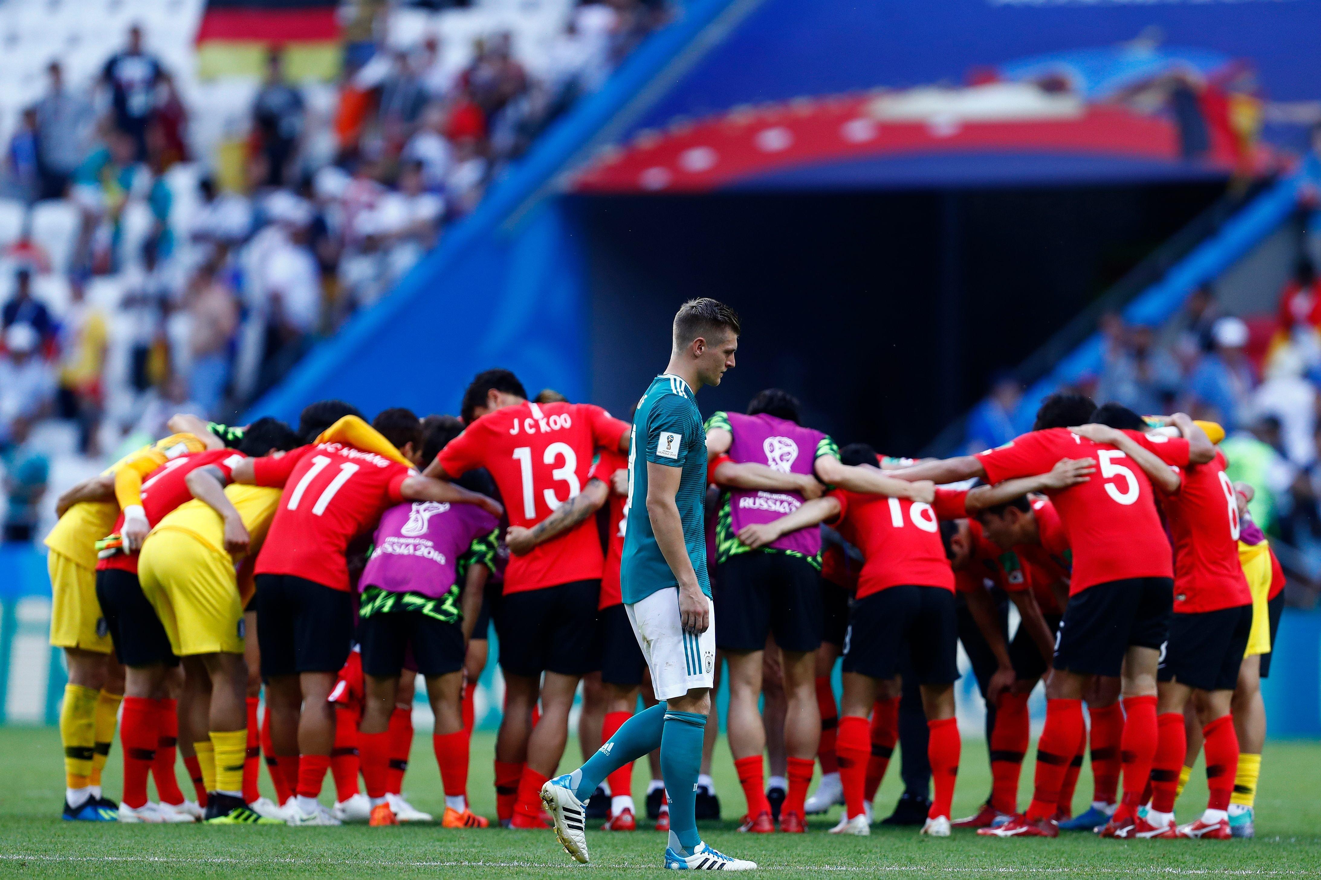 한국 축구대표팀이 월드컵에 나가 벌어들인 금액