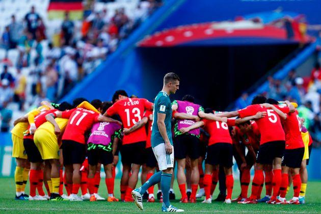 한국 축구대표팀이 월드컵에 나가 벌어들인