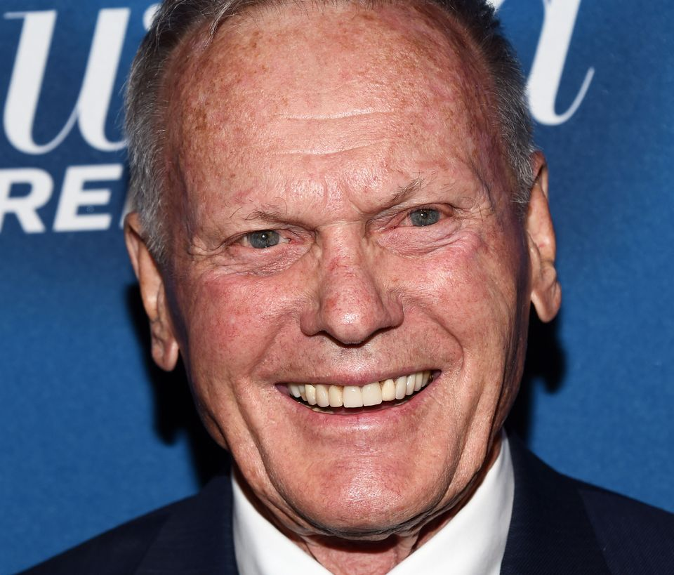 """Actor and Hollywood heartthrob Tab Hunter, who rose to fame in the 1950s by starring in a slew of popular films like """"B"""