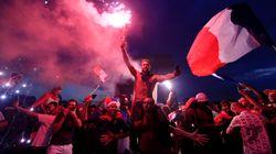 Γαλλία: Επεισόδια στο περιθώριο των εορτασμών για το Μουντιάλ στο Παρίσι και