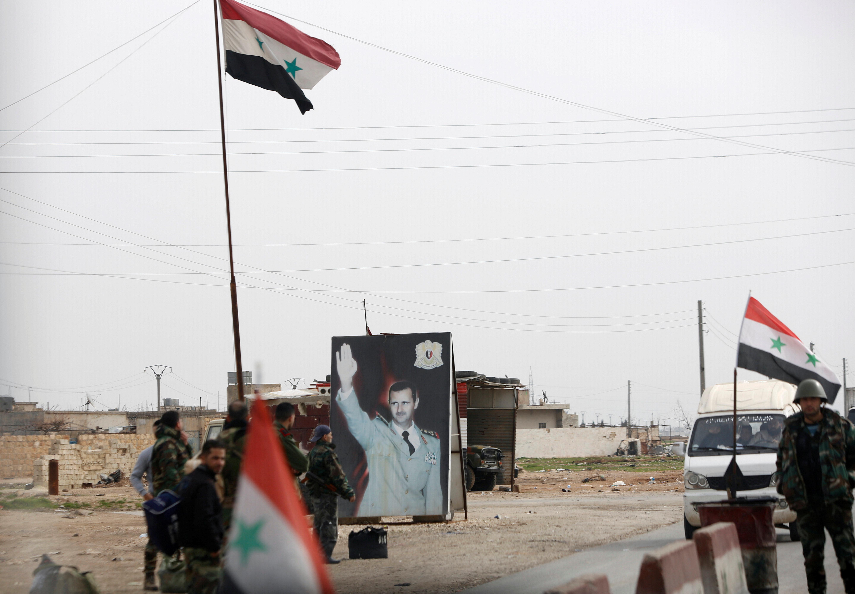 Ισραηλινοί πύραυλοι έπληξαν στρατιωτική θέση το Χαλέπι, σύμφωνα με τις συριακές