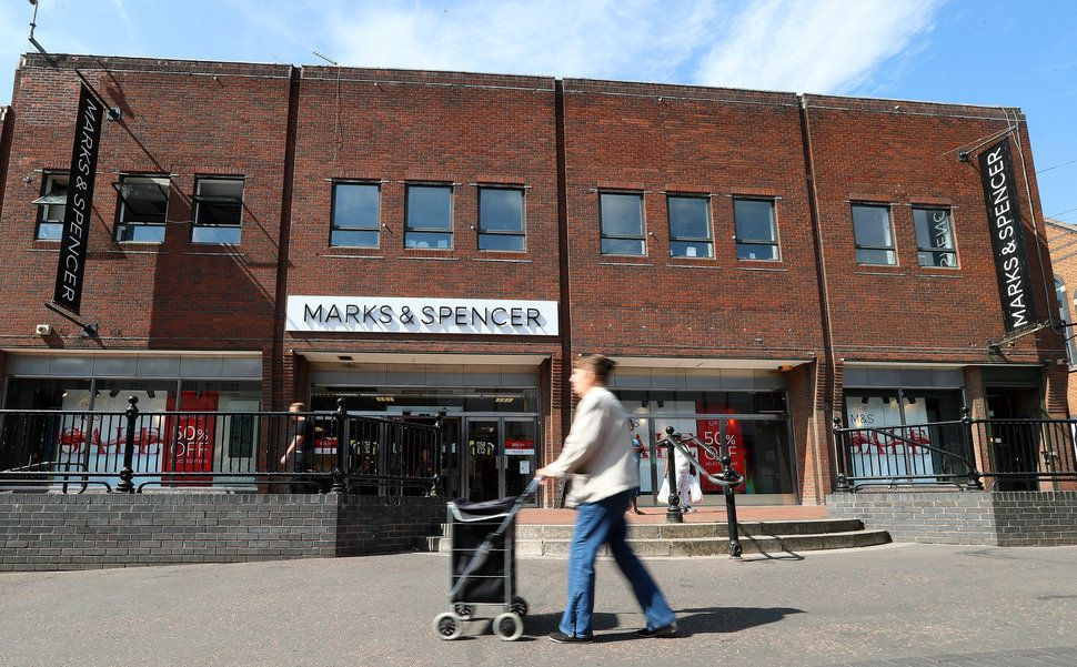 Here's What Happens When A Town Loses Its Flagship M&S