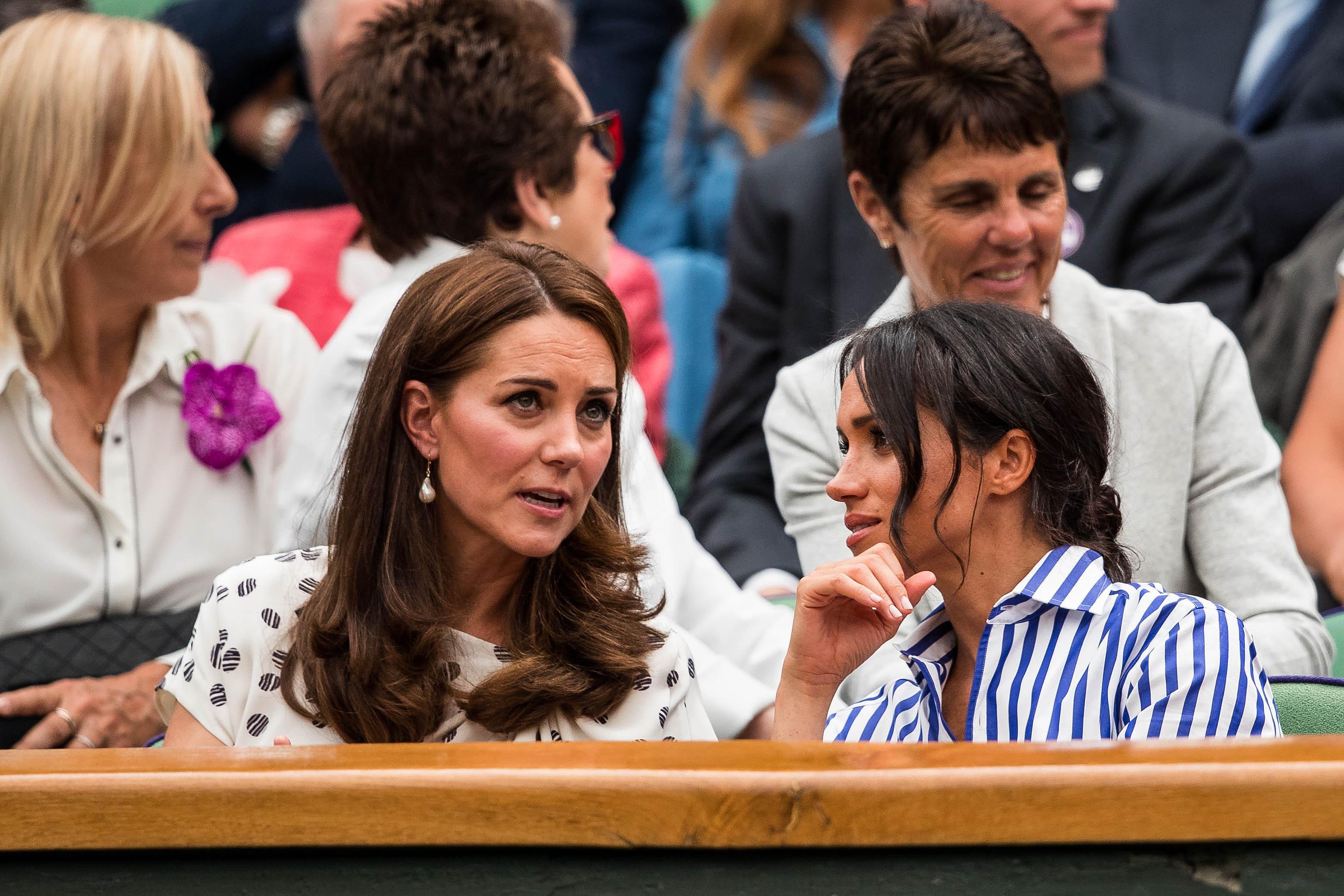 Herzogin Kate gesteht Meghan, wie schwer sie es mit Prinz Louis