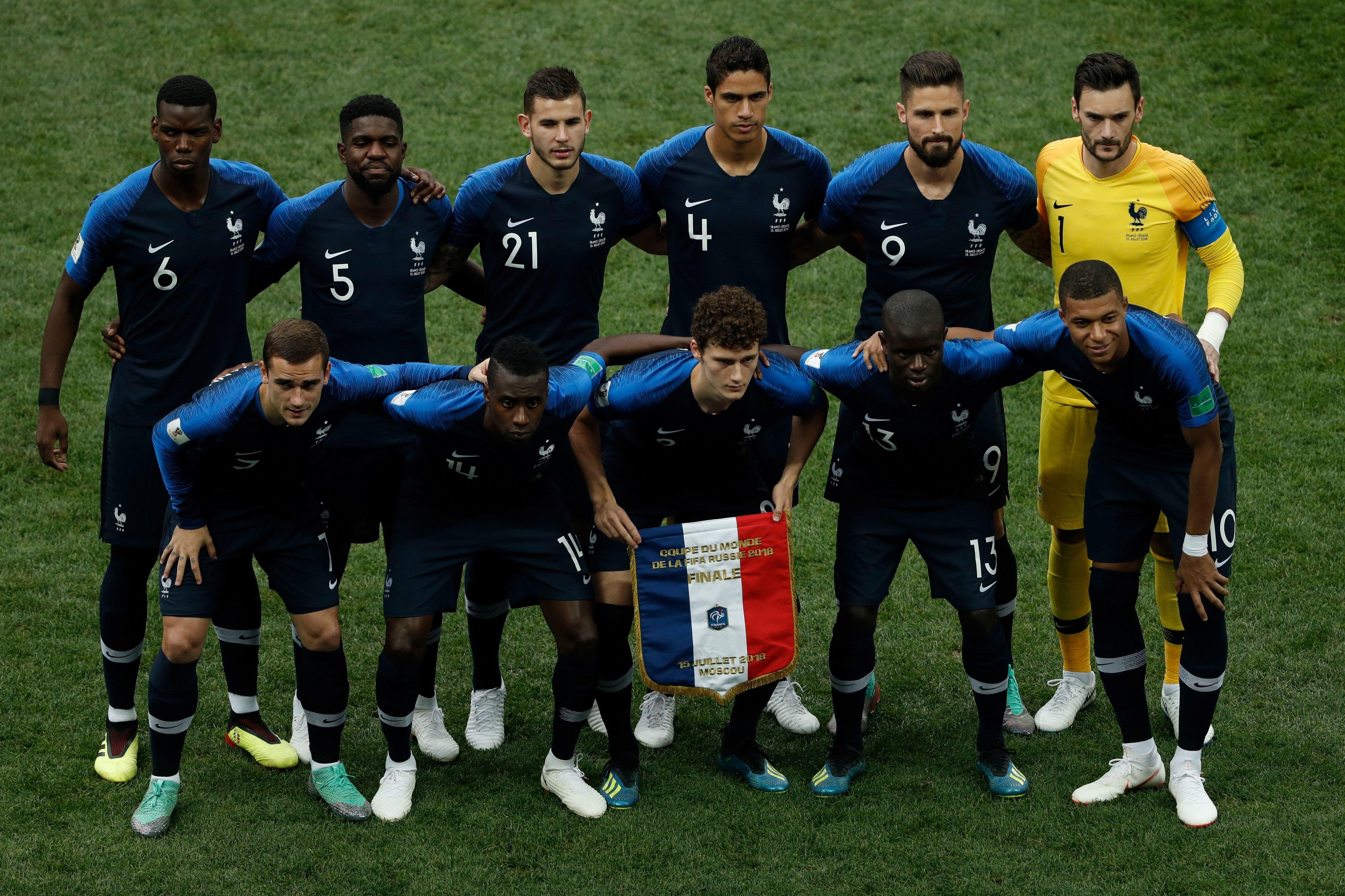 So ekelhaft hetzt die AfD beim WM-Finale gegen Frankreich