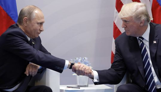 Trump ist längst zu Putins Marionette geworden – ohne es selbst zu