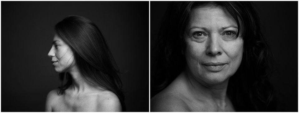 Eine Münchner Fotografin zeigt nackte Frauen, wie sie wirklich