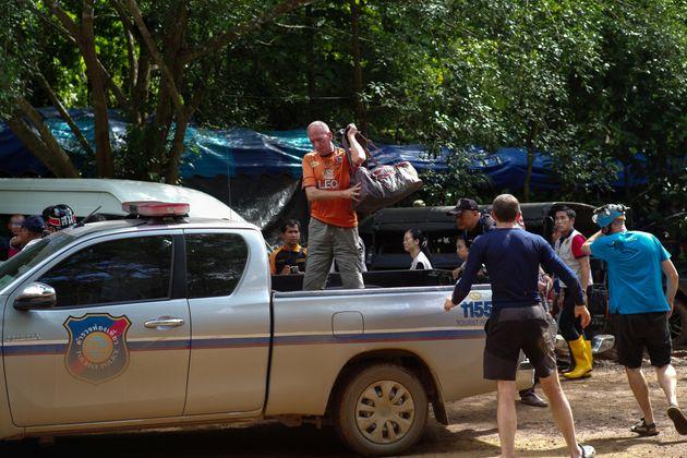 Ο Elon Musk αποκάλεσε «παιδόφιλο» τον αρχηγό της ομάδας διάσωσης των παιδιών στην Ταϊλάνδη επειδή...δεν...