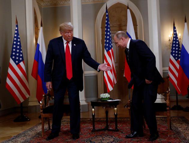 Με το βλέμμα στο Ελσίνκι για την πρώτη σύνοδο Πούτιν-