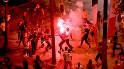 France Football Fans Riot Over World Cup