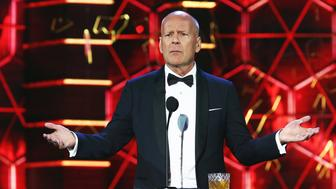 LOS ANGELES, CA - JULY 14:  Bruce Willis attends the Comedy Central Roast Of Bruce Willis on July 14, 2018 in Los Angeles, California.  (Photo by Tommaso Boddi/WireImage)