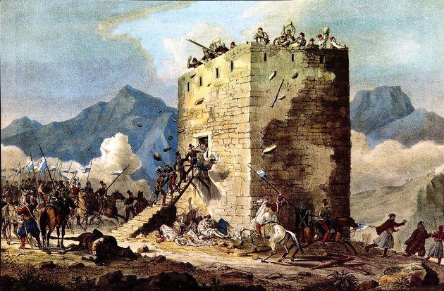 1834: Ο άγνωστος πόλεμος