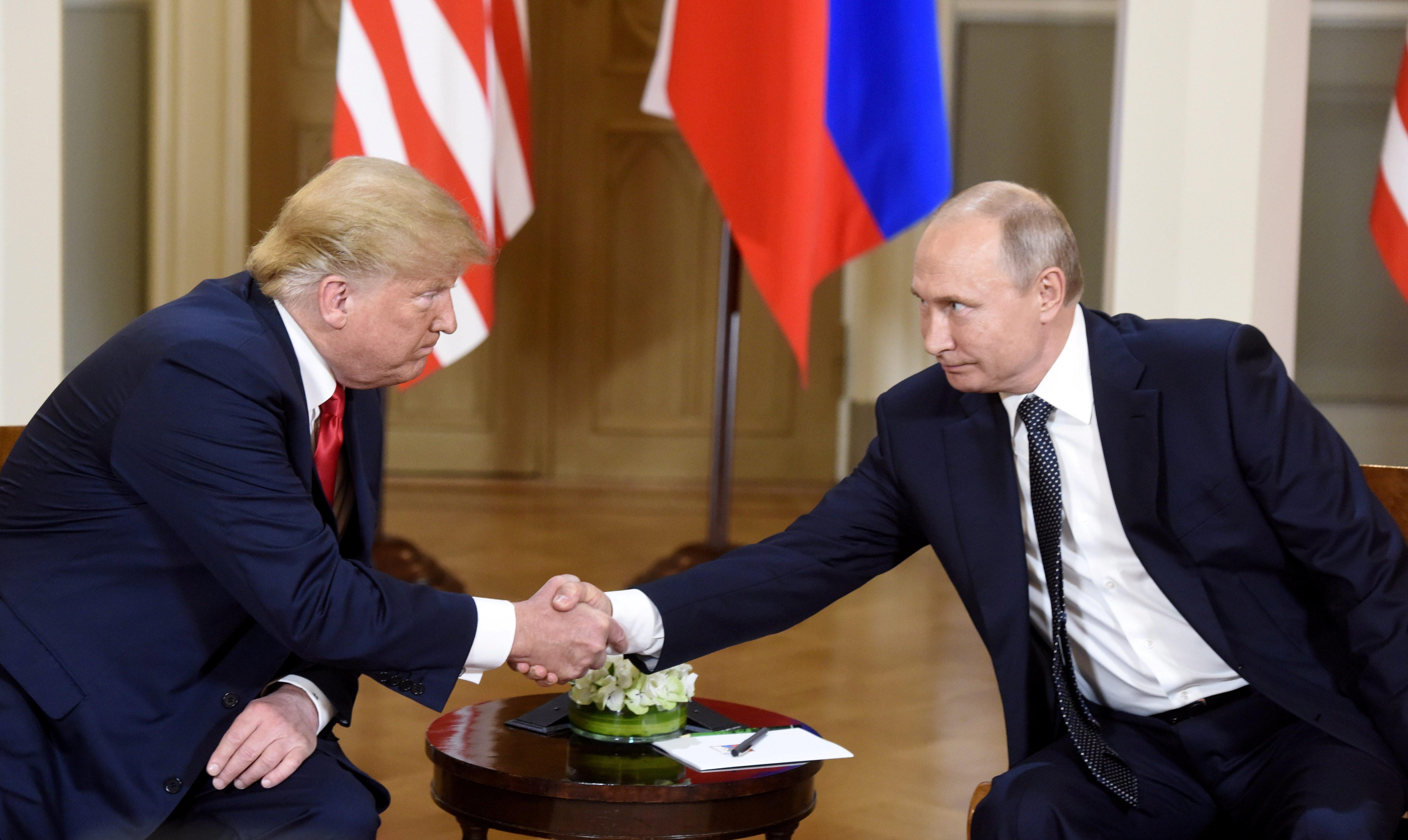 Le tête-à-tête Trump-Poutine à Helsinki, des sommets comme on en faisait plus depuis la Guerre