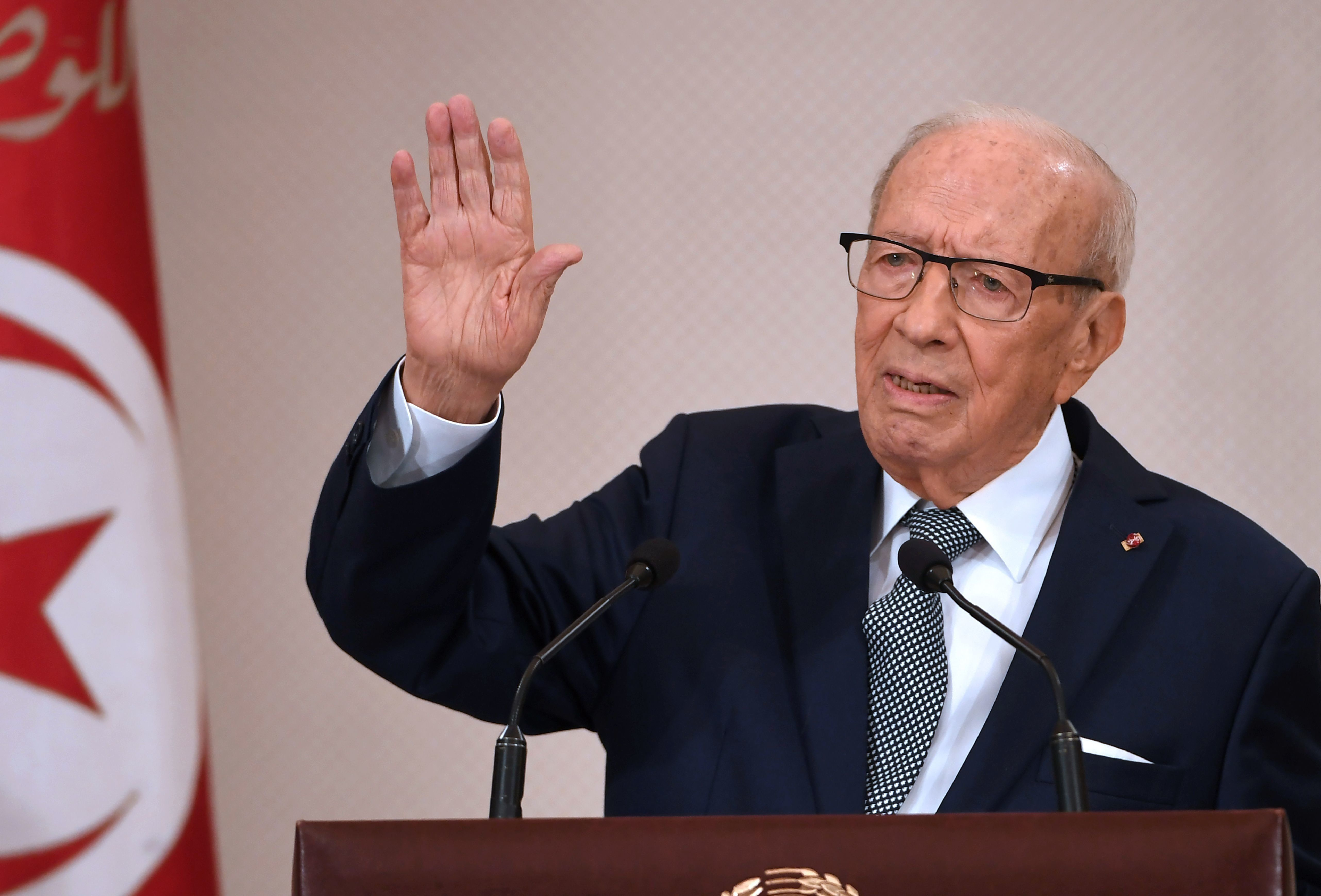Interview de Caid Essebsi: